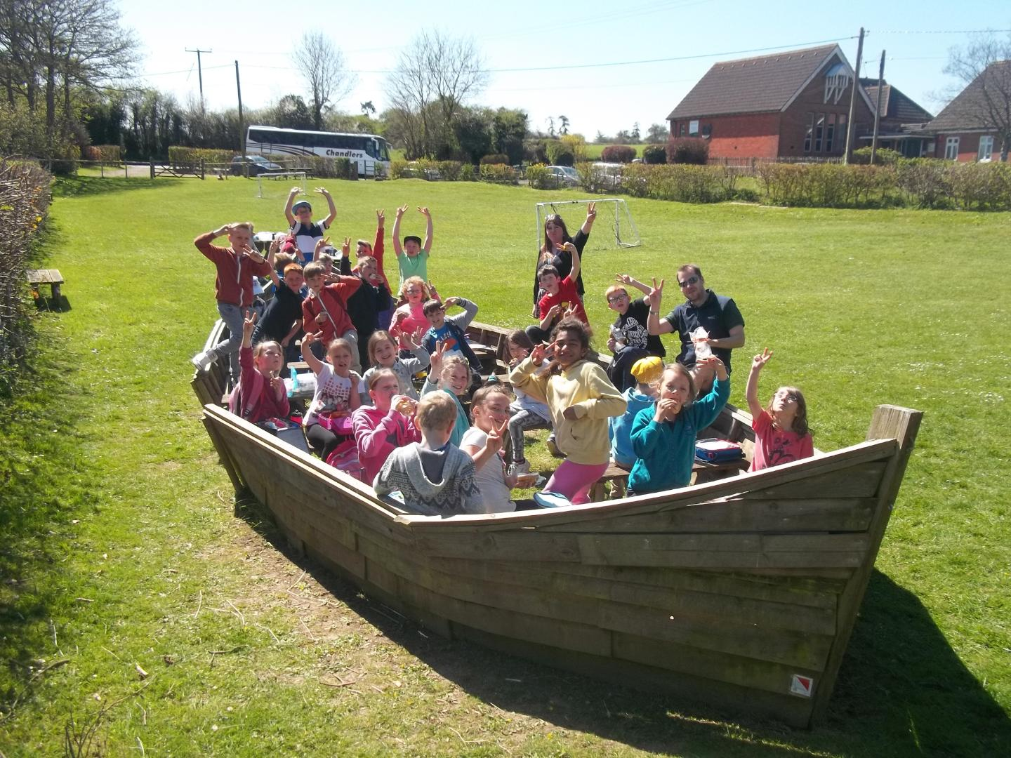 Residentials with River Mead School