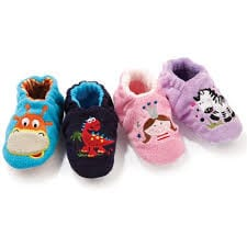 Slippers at school: Children explain the benefits