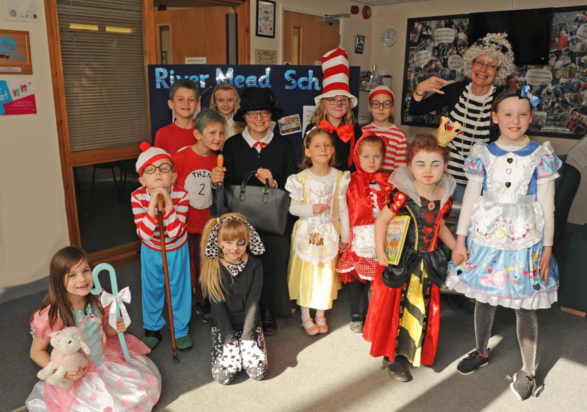 World Book Day at River Mead
