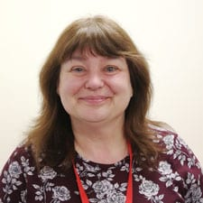 Mrs Heather Sturgess